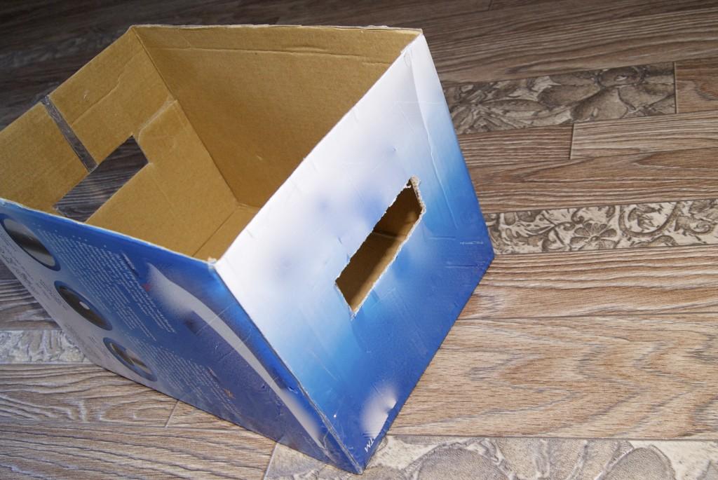 Коробки для упаковки своими руками