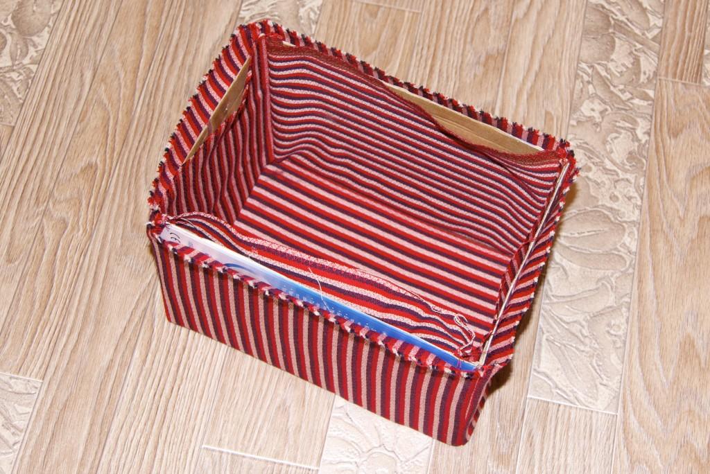 Как сделать чехол из коробки