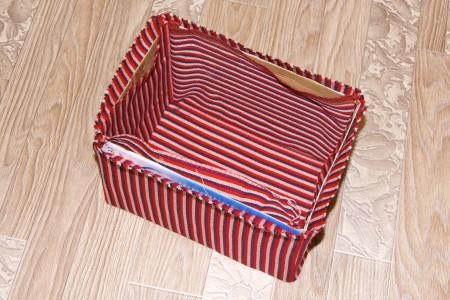 Как сделать коробку для хранения вещей своими руками