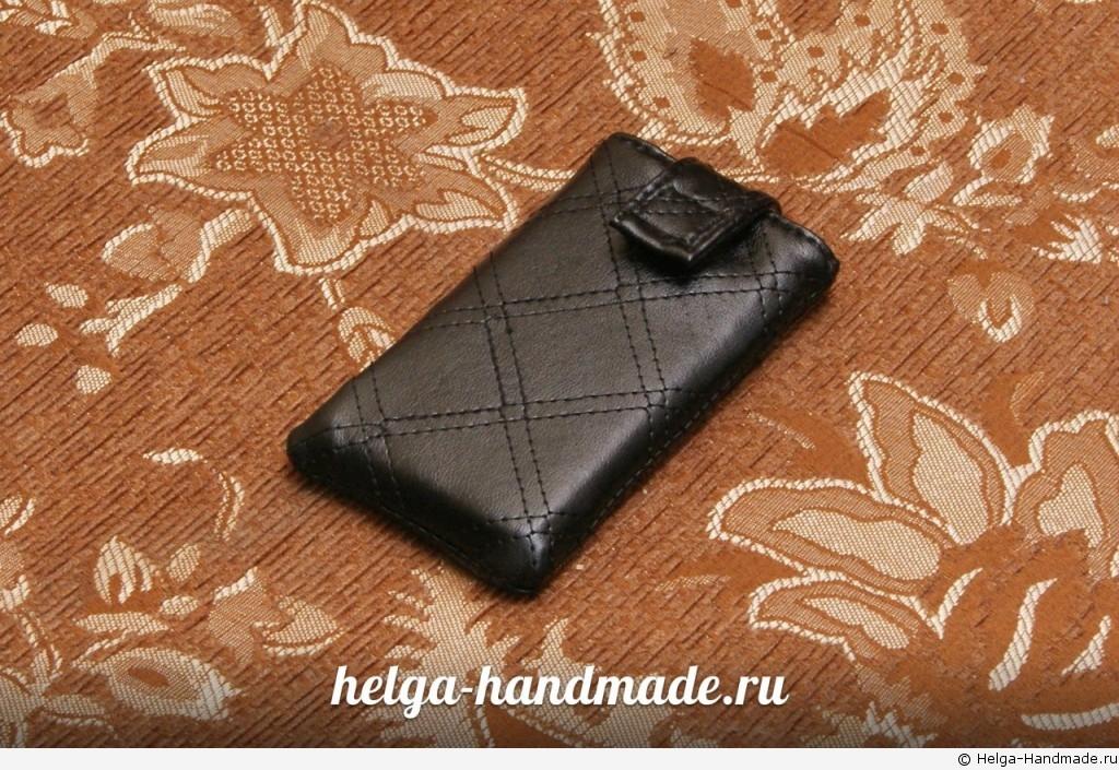 Как своими руками сшить чехол для телефона своими руками из ткани