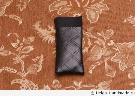 Легкий способ сшить чехол для телефона своими руками