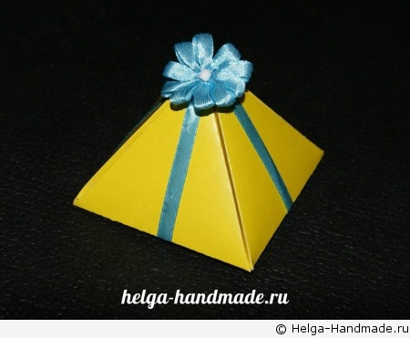 Упаковываем подарки своими руками