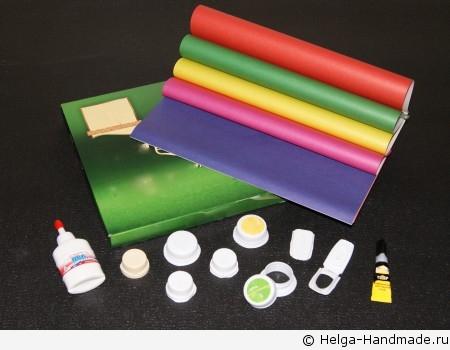 Необходимые материалы для игрушки