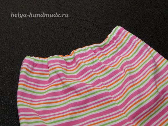 Шьем детские штаны своими руками