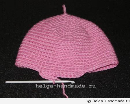 Вяжем шапочку