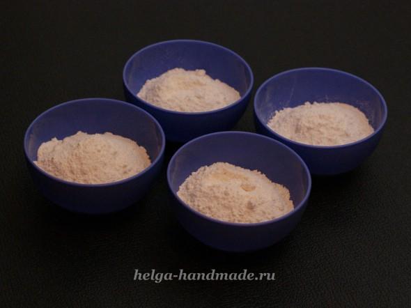 Готовим соленое тесто для лепки своими руками