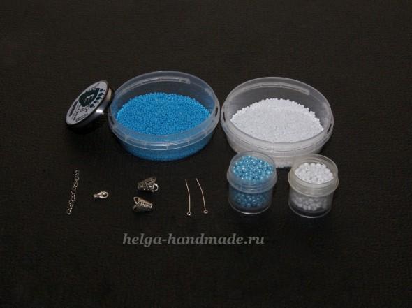 Материалы для изготовления бус из бисера