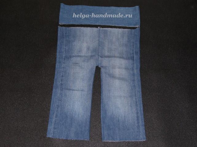 Шьём джинсы мальчику мастер класс инструкция #11