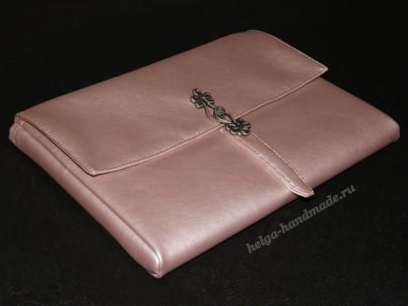 Стильная сумка для ноутбука своими руками