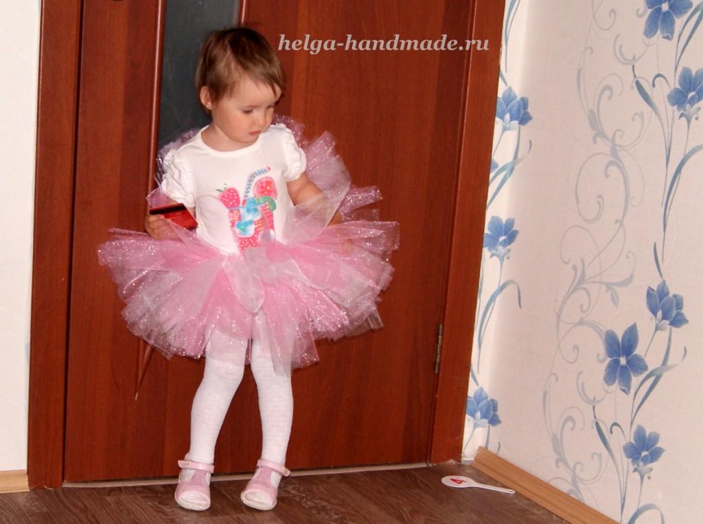 Пышные юбки для девочек своими руками фото