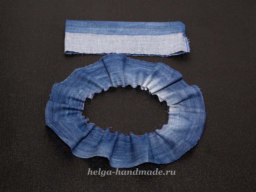 Сшить детскую юбку своими руками из джинсов своими руками