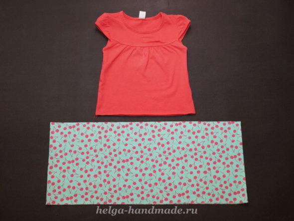 Идеи для переделки. Платье из футболки и платье из бодика своими руками