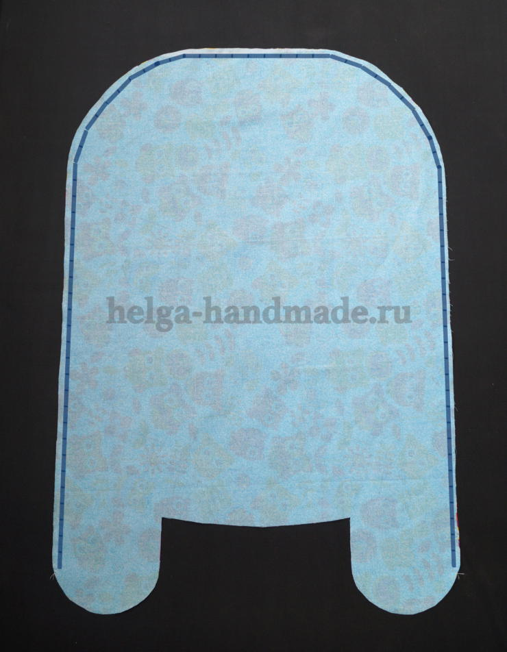 Кокон-гнездышко для новорожденных ( выкройка) своими руками