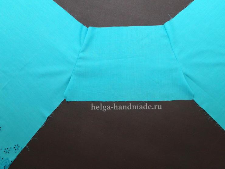 Как сшить блузку своими руками