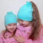 Шьем детскую шапочку своими руками