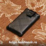 Легкий способ сшить чехол для мобильного телефона