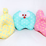 Подушки для новорожденных Бабочка, Мишка и Сова (+ выкройки)